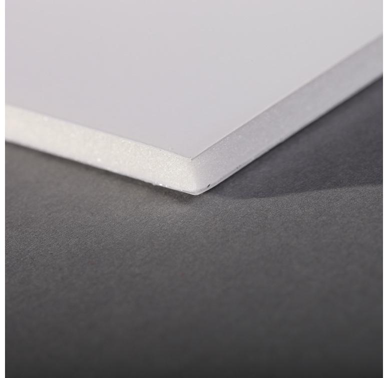 carton mousse blanc 5 mm 70x100cm clairefontaine 5 feuilles mille et une feuilles. Black Bedroom Furniture Sets. Home Design Ideas