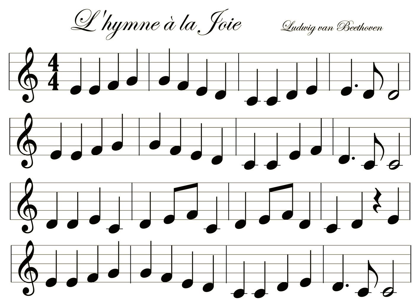 Sticker mural notes de musique clairefontaine mille et une feuilles - Feuille de musique a imprimer ...