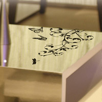 Stickers meubles mille et une feuilles for Papier adhesif pour meuble