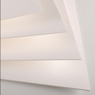 carton mousse blanc 1 5 mm 50x65 cm clairefontaine 7 feuilles mille et une feuilles. Black Bedroom Furniture Sets. Home Design Ideas