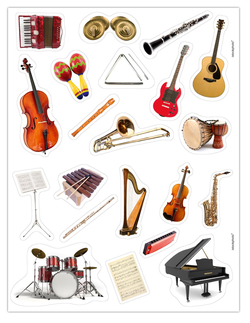 Images d instruments de musique - Photo d instrument de musique ...