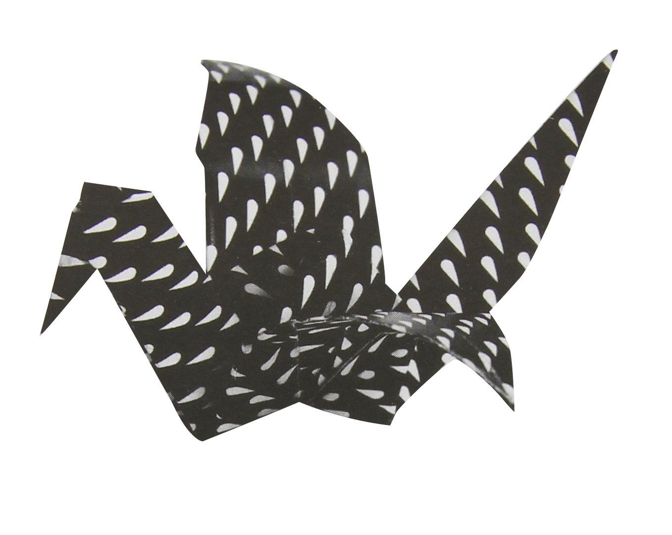 origami papier noir et blanc paper touch mille et une feuilles. Black Bedroom Furniture Sets. Home Design Ideas