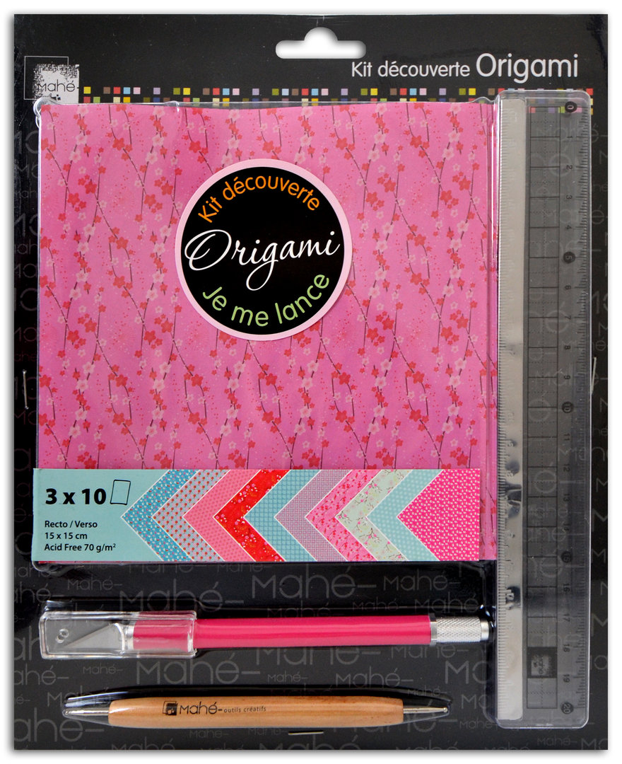 Kit Origami Decouverte Toga