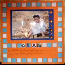 Concours Scrap Pitchoun 2008 Alan