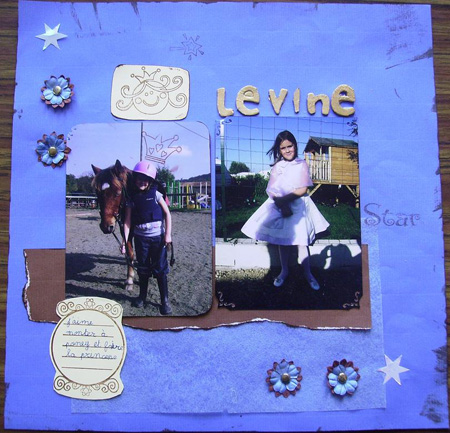 Concours Scrap Pitchoun 2008 Lévine