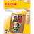 Papier Kodak photo paper brillant 165 gr. A4 50 feuilles