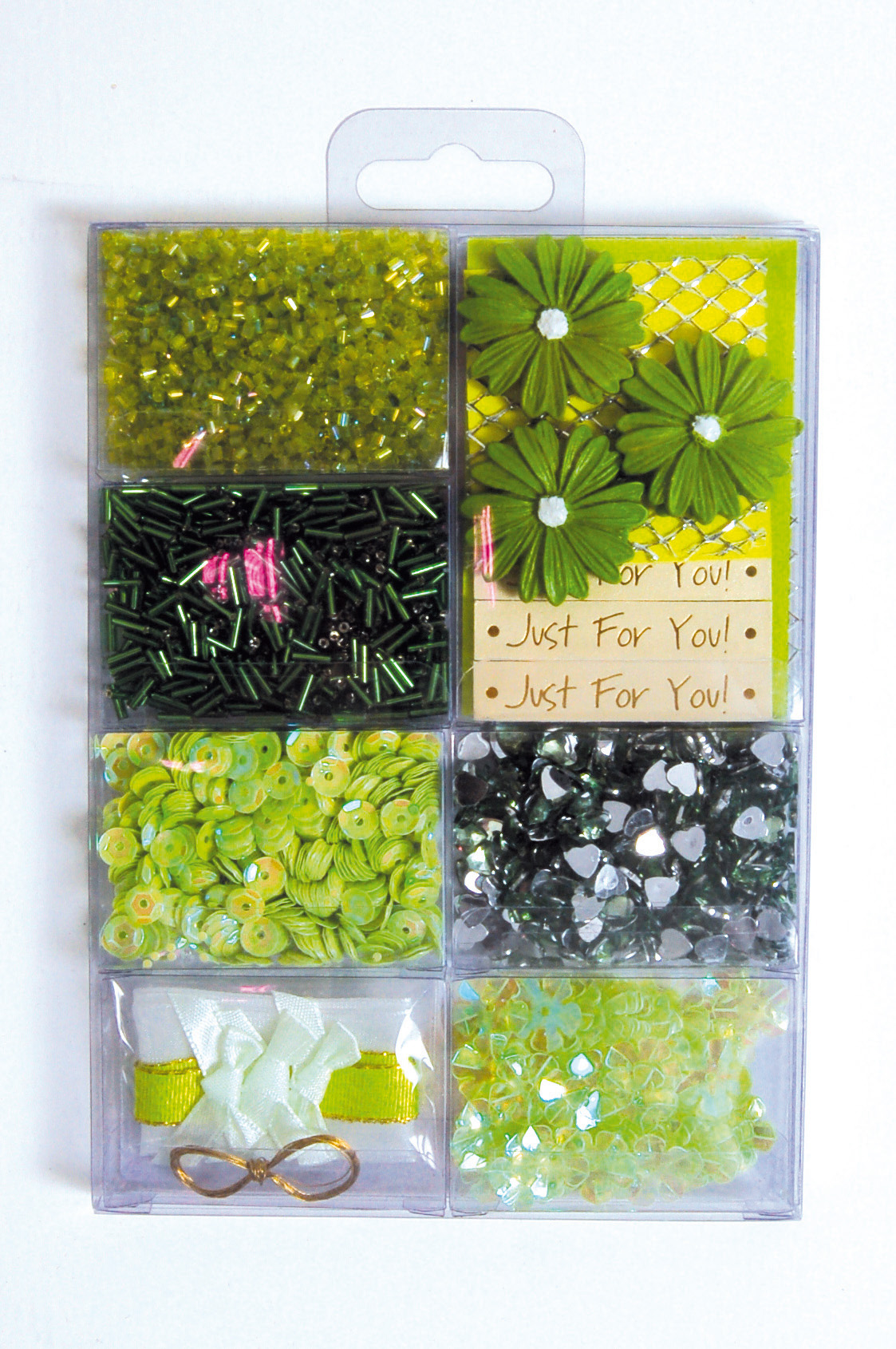 Embellissements Scrapbooking Nature Clairefontaine