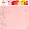 Papier Scrapbooking Candy Canson 305mm x 305mm