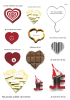 Stickers Passionnement Clairefontaine Home Déco