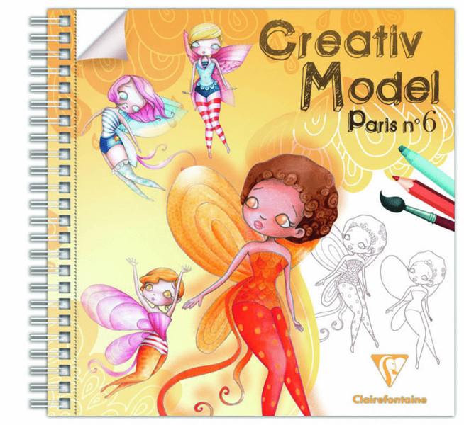 Creativ Model Paris n°6 Clairefontaine