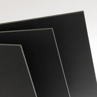 Grand panneau forex noir